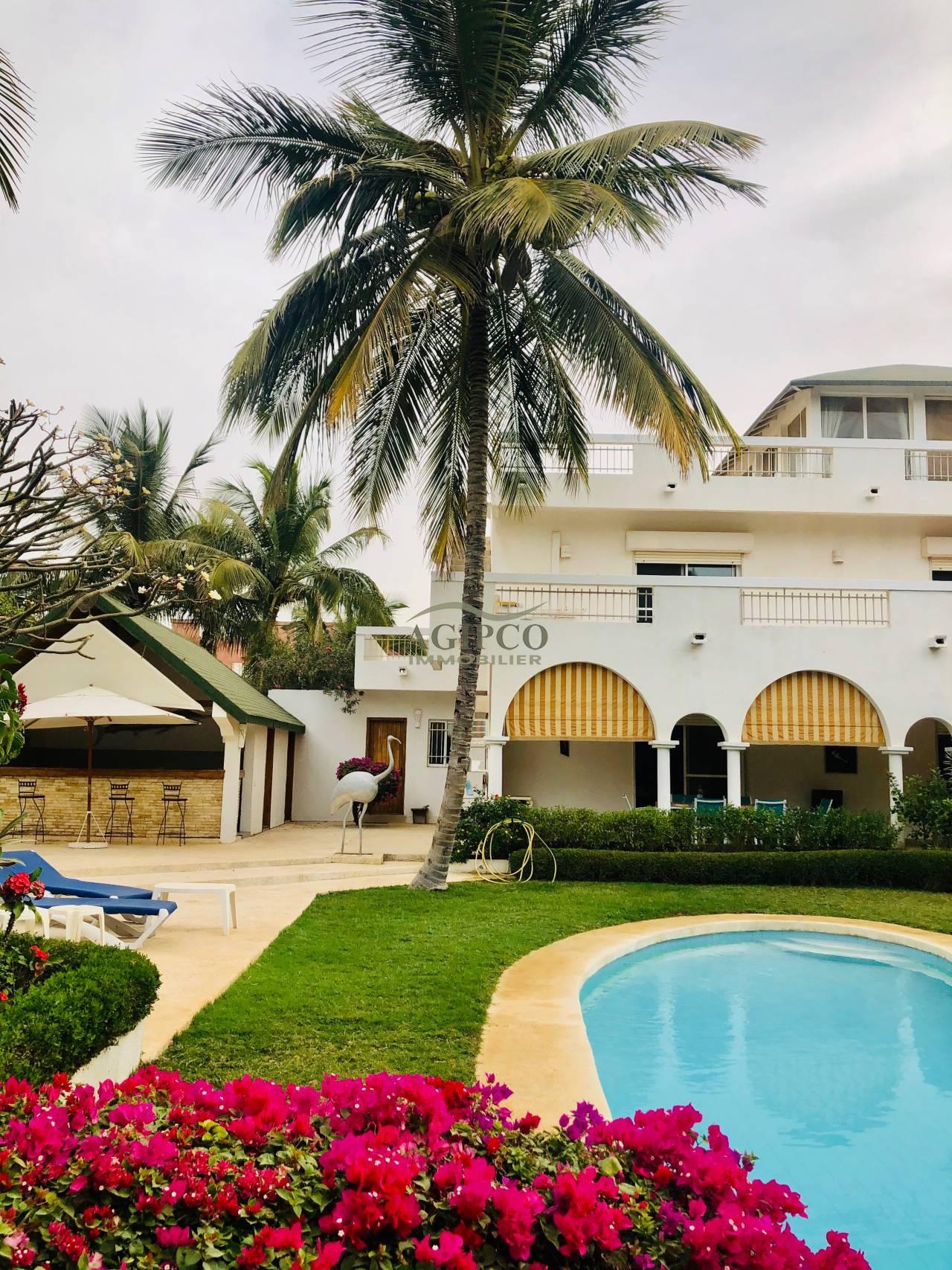 A 2 pas de la mer, magnifique villa en vente Saly Niakh Niakhal