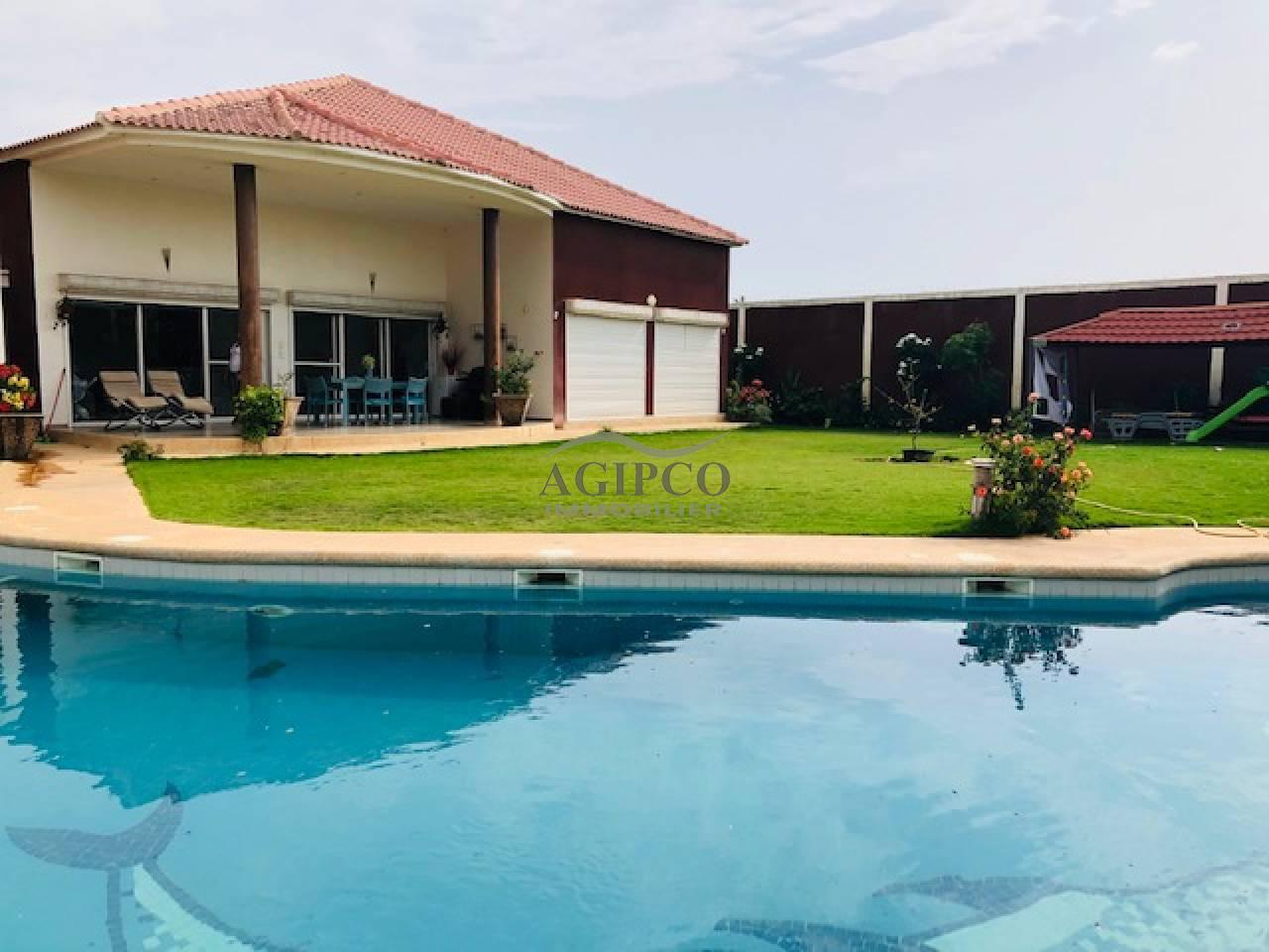 A vendre villa individuelle Saly Joseph